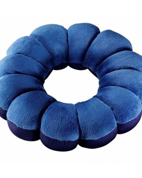 Modrý vankúš Kvalitex